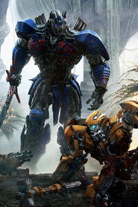 480x800 Bumblebbe Transformers The Last Knight
