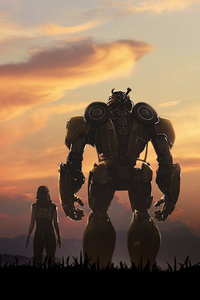 Bumblebee 2018 Movie