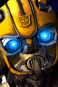 2160x3840 Bumblebee Movie 10k