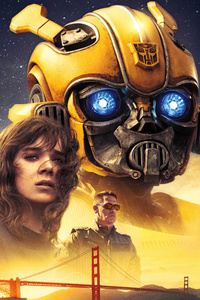 Bumblebee Movie 2018 8k