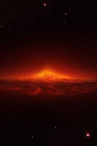 Burning Galaxy 5k