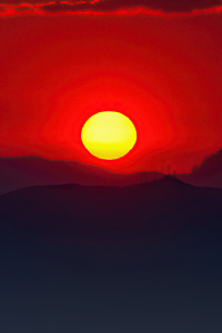 Burning Mountain Sunset 5k