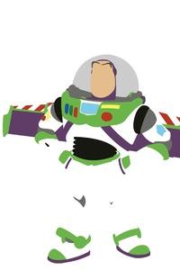 1280x2120 Buzz Lightyear
