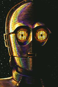 720x1280 C 3PO Art