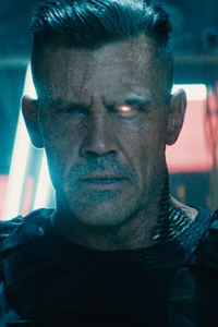 Cable In Deadpool 2 Movie
