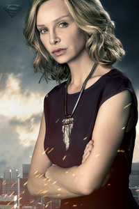 2160x3840 Calista Kay Flockhart In Supergirl