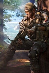 240x320 Call of Duty Black Ops 3 Specialist