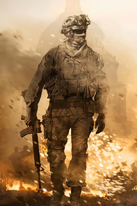 540x960 Call Of Duty Modern Warfare 2 Remastered Game