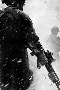 240x400 Call Of Duty Modern Warfare 3 4k