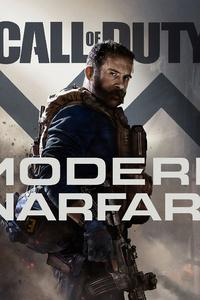 320x480 Call Of Duty Modern Warfare Remastered 2019 4k