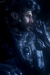 Call Of Duty Modern Warfare Remastered 4k