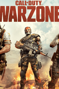 240x320 Call Of Duty Warzone 2021 5k