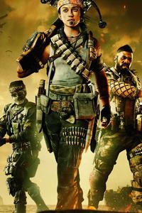 1440x2960 Call Of Duty Warzone Outbreak 4k