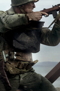 1242x2688 Call Of Duty WW2 4k