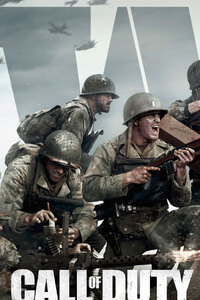 1242x2688 Call Of Duty WW2