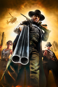 640x960 Call Of Juarez The Cartel 4k