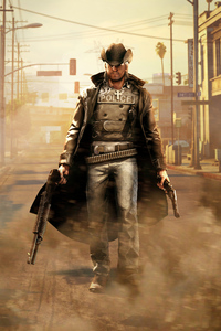 320x568 Call Of Juarez The Cartel