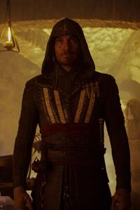 Callum Lynch Aguilar Assassins Creed
