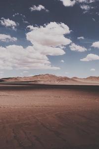 Calm Desert 4k