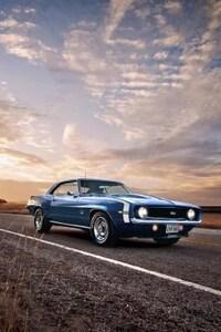 480x800 Camaro 1969