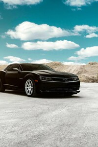 Camaro Black