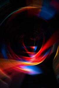 Camera Lens Abstract 4k