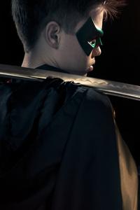Cameron Judd As Damian Wayne In Red Hood The Fan Series 2018 8k