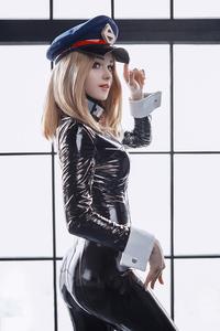 320x568 Camie Utsushimi My Hero Academia Cosplay 4k