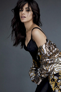 Camila Cabello 2018 Vogue