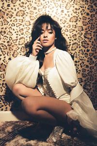 1080x2160 Camila Cabello Wonderland Magazine 2019
