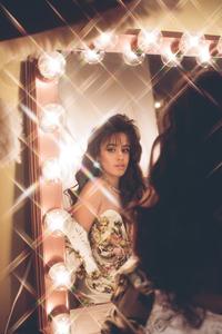 640x1136 Camila Cabello Wonderland Magazine 4k