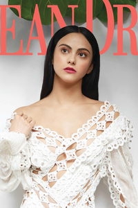 Camila Mendes Ocean Drive Photoshoot 2019
