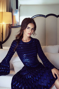 Camilla Belle In 2017