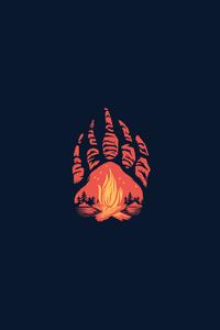 Campfire Minimalism
