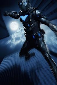 1080x1920 Camrus Johnson Batwing Suit