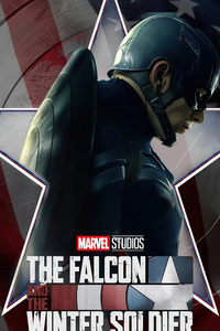 1125x2436 Captain Aemrica The Falcon And The Winter Soldier 5k