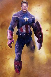 Captain America Arts