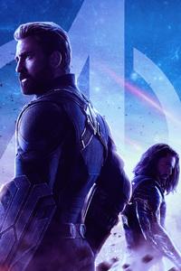 Captain America Avengers Infinity War Movie