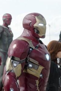 Captain America Civil War Characters