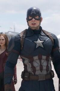 Captain America Civil War FIghters