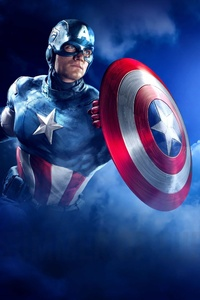 Captain America Disneyland Paris Marvel Summer Of Superheroes