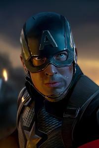 1125x2436 Captain America Hammer 4k 2020