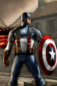 Captain America HD