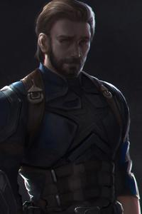 Captain America Newart