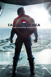 1080x2160 Captain America The Winter Soldier Poster