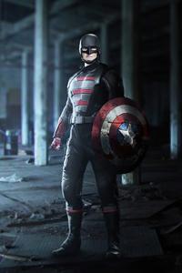 720x1280 Captain America Us Agent 4k