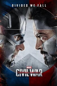 Captain America Vs Tony Stark