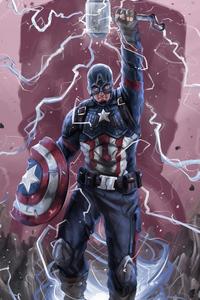 Captain America4k2019
