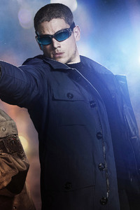 Captain Cold Legends Of Tomorrow 2016