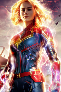 Captain Marvel 2019 Latest